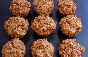 patriotic muffins