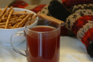 sheri's spiced apple cider