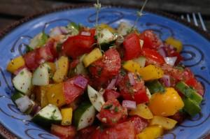 za'atar salad
