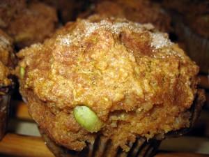 muffin mondays: mom's pumpkin quinoa muffins