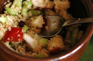 grainy waldorf salad