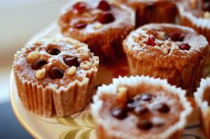 muffin mondays: kris's no-bake chocolate chip bran muffins