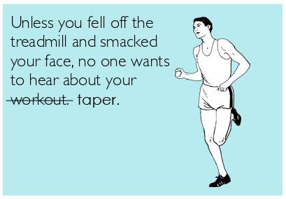 triathlon taper