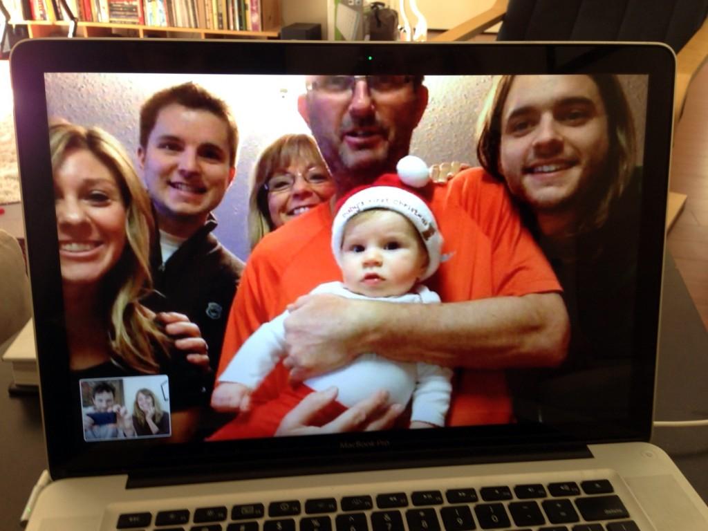 family facetime