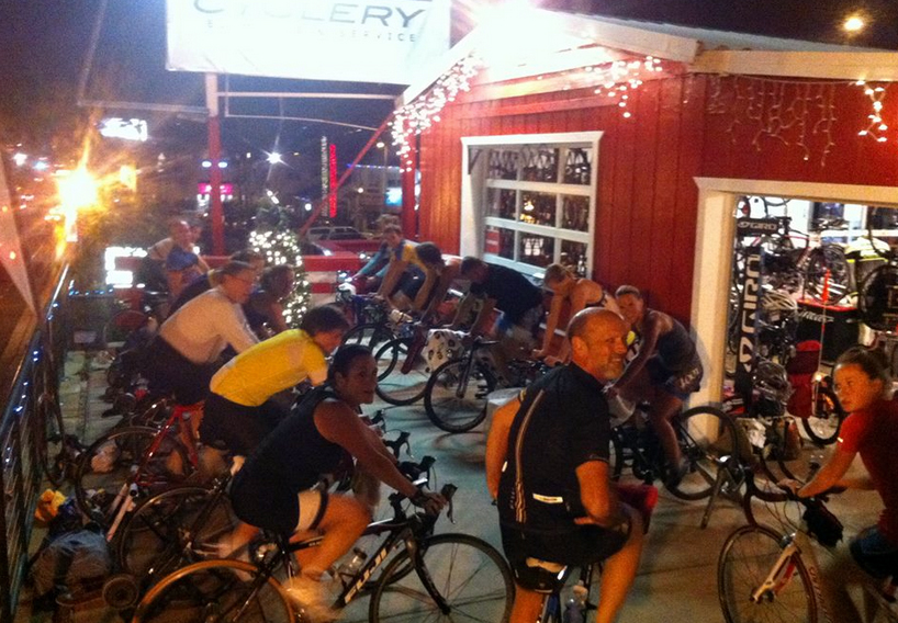 RIDE Cyclery Suffer Fests