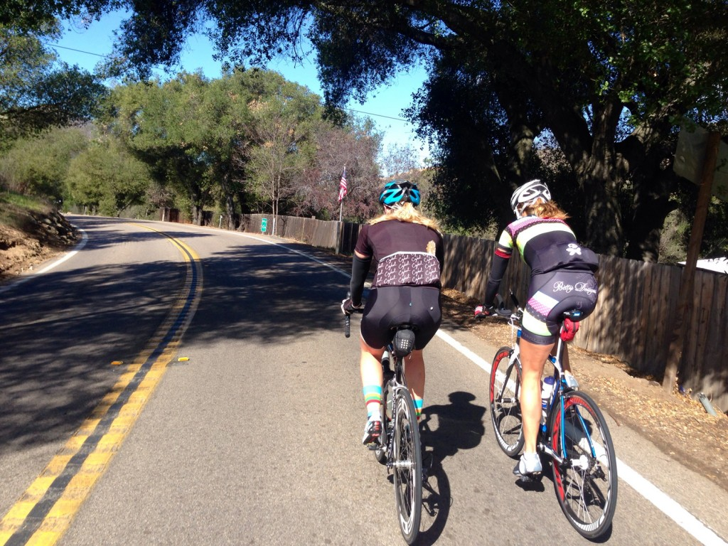 cycling southern california