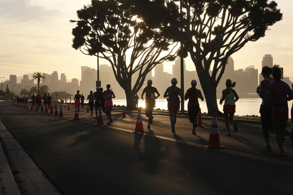san diego women's running half marathon