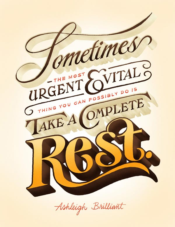rest quote ashleigh brilliant
