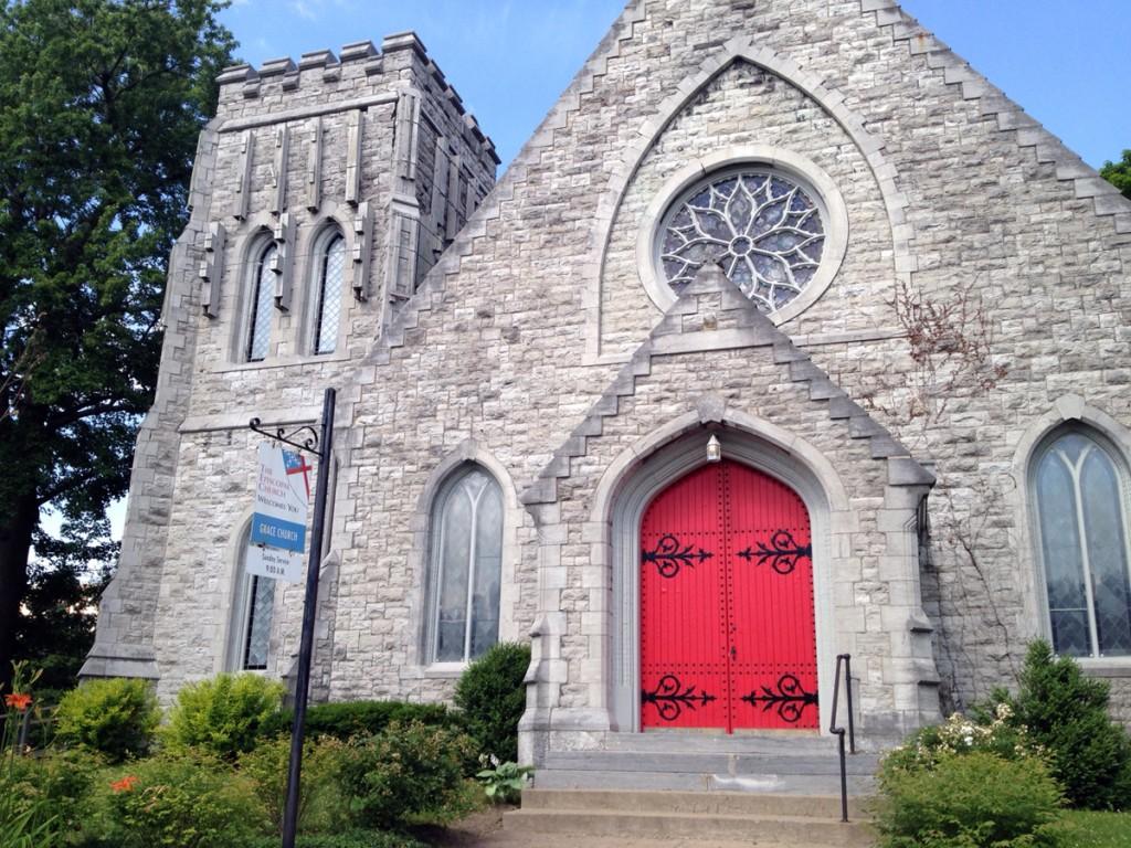 Grace Church, Syracuse.