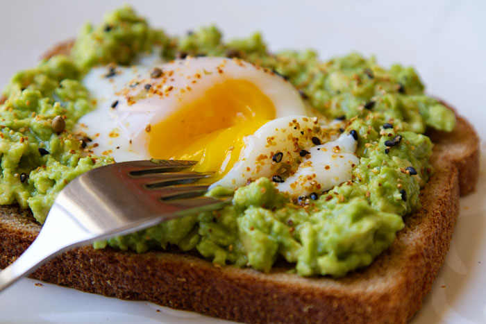 Egg-Avocado-Toast